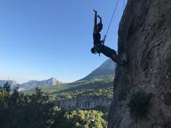 Climbing Course Geyikbayiri