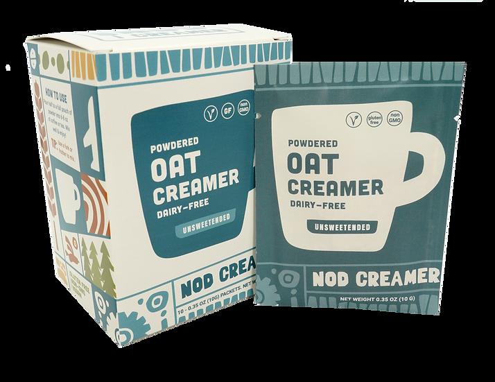 Unsweetened Oat Creamer