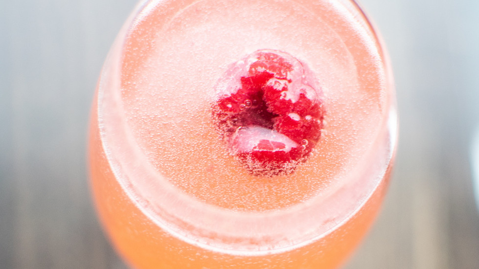 Sip a Champagne Cocktail in Boise