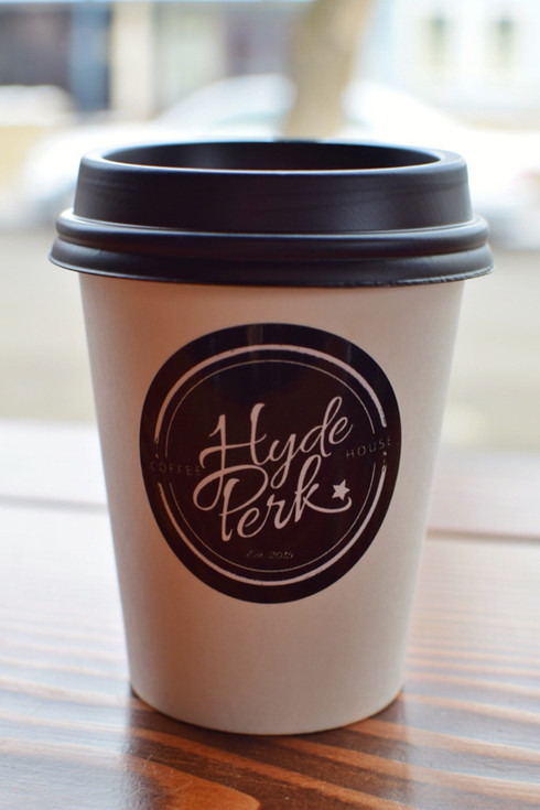 New Coffee Shop, Hyde Perk, Now Open in Hyde Park