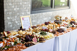 Boise Wedding Grazing Table