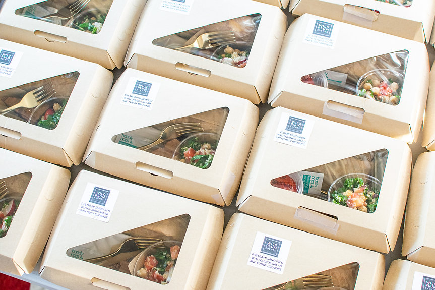 Wild Plum Lunch Boxes