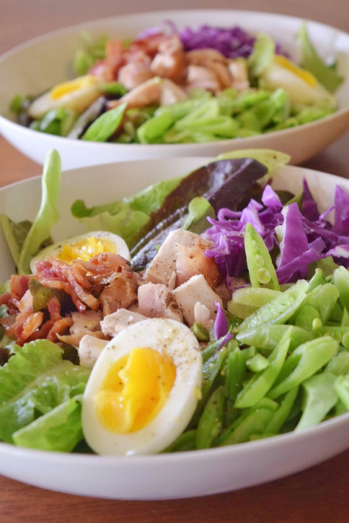 Make This: Spruced Up Cobb Salad
