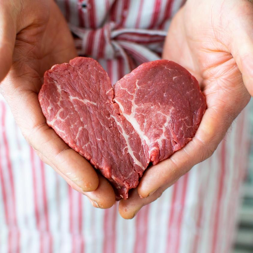 Valentine's Beefsteak Banquet