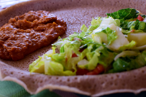 Now Open: Kibrom's Ethiopian and Eritrean Restaurant