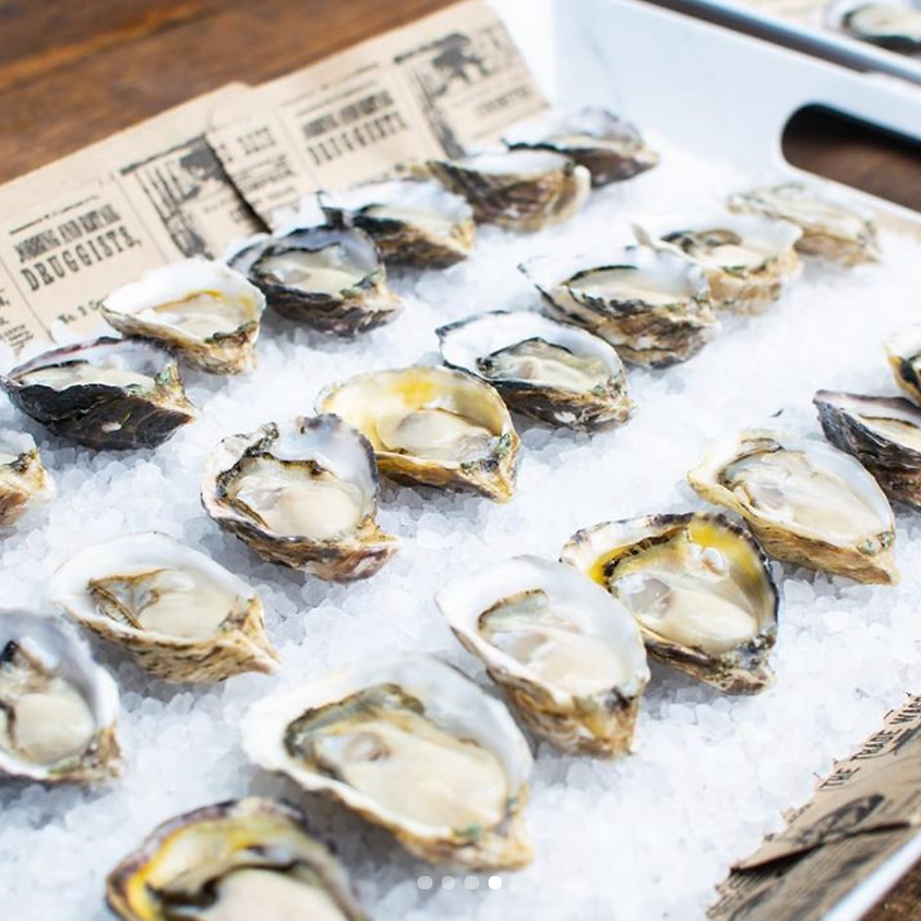 Oysters and Rizza Basket 4/18