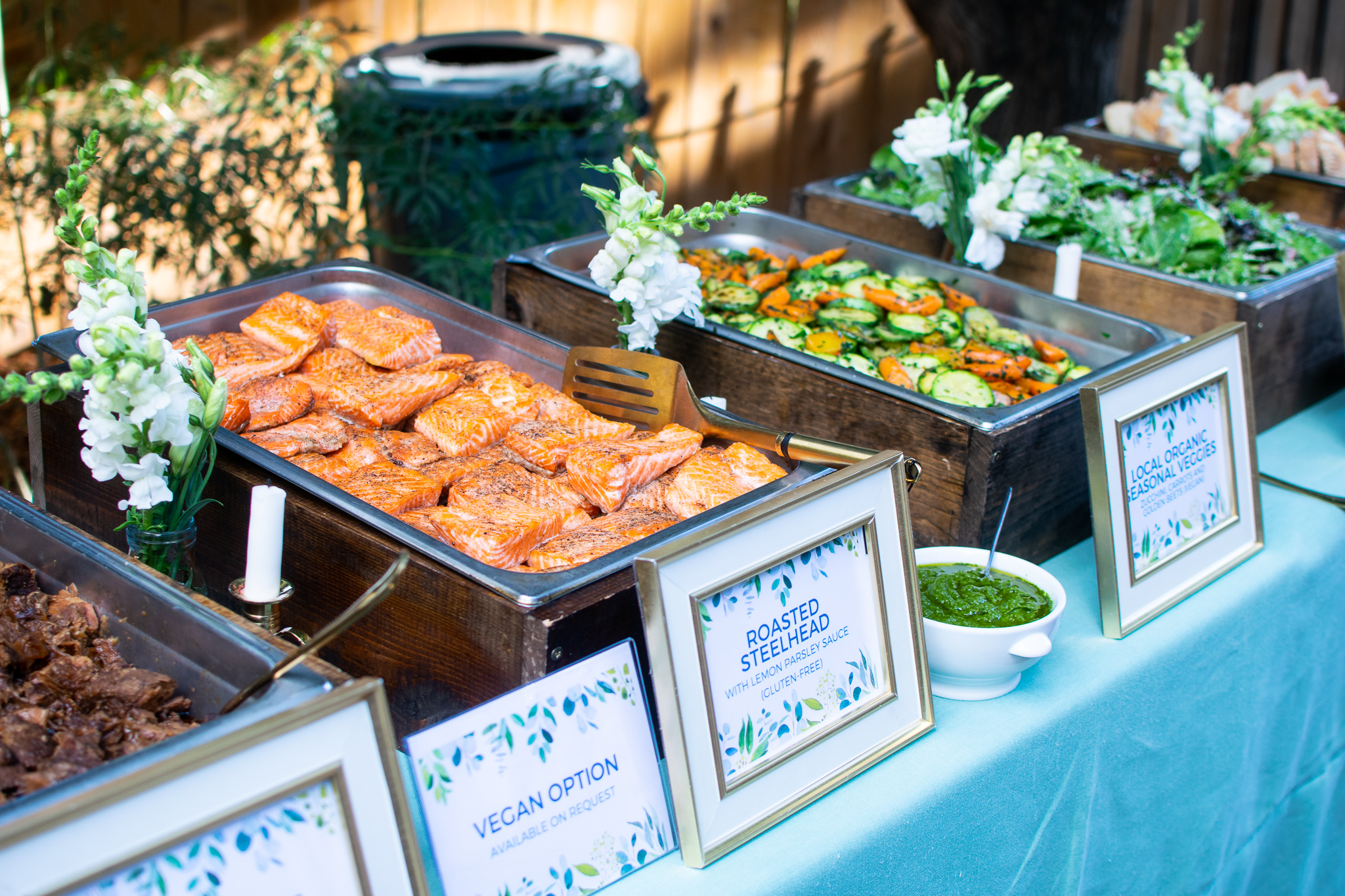 Wild Plum Buffet Catering