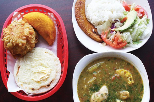 Review: El Cafetal Colombian Restaurant