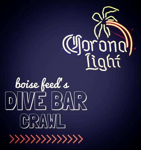 Boise Feed's Dive Bar Crawl: Turner's