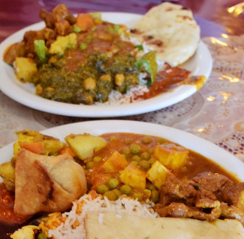 Eat This: Madhuban's Lunch Buffet