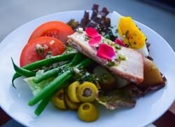 Wild Plum, Nicoise Salad