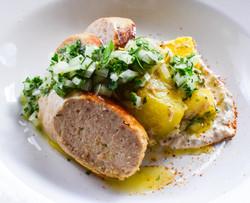 Wild Plum Housemade Sausage