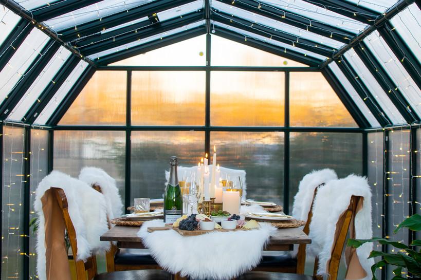 wild plum greenhouse