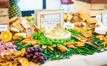Boise Grazing Table Catering