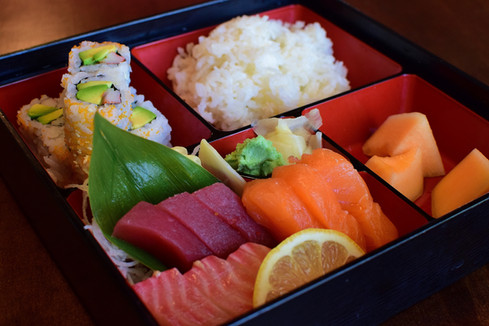 Sakana Has the Best Sashimi Lunch Deal in Town