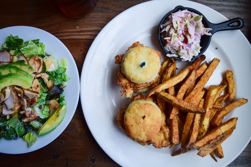 Barnyard Kitchen and Bar Serves Up Southern Fried Fare in Meridian