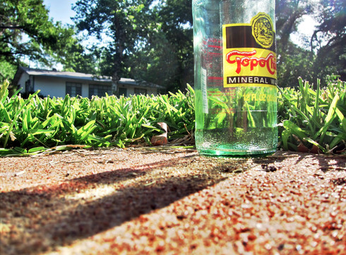 There's Topo Chico in Boise!