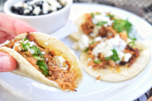 Eat This: Buttermilk Fried Chicken Sliders and Pork Street Tacos at The Lift