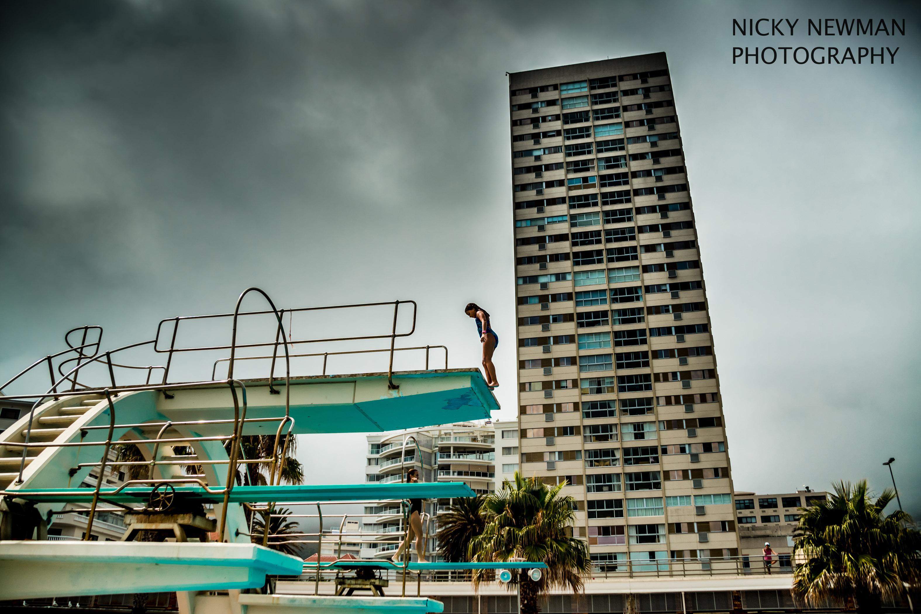 Sea Point Pavilion Nicky Newman