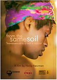 Documentary film From The Same Soil. Following gay and trans refugees living in South Africa.  Scalabrini.  Steps. Nicky Newman.