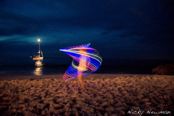THE ART OF SHOOTING IN LOW LIGHT