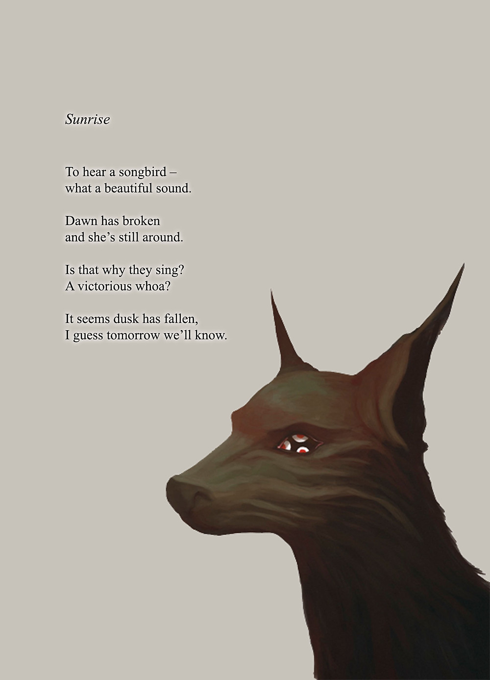 Chaz Allen Art and Poetry Poems from Quarantine