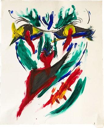 Chaz Allen Art and Poetry