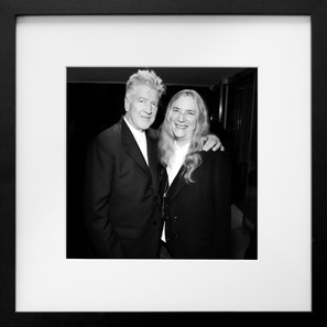 David Lynch & Patti Smith