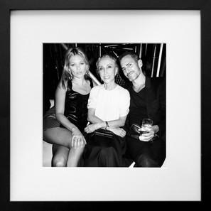 Kate Moss, Franca Sozzani & Marc Jacobs