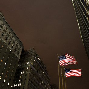 FLAGS NEW YORK