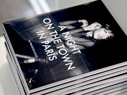 Book signing at Colette