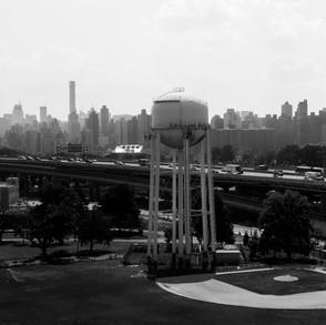WATER TOWER NEW YORK