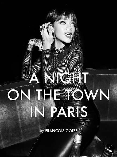 A NIGHT ON THE TOWN IN PARIS