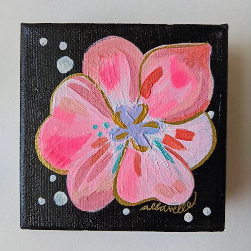 Vintage Flower One