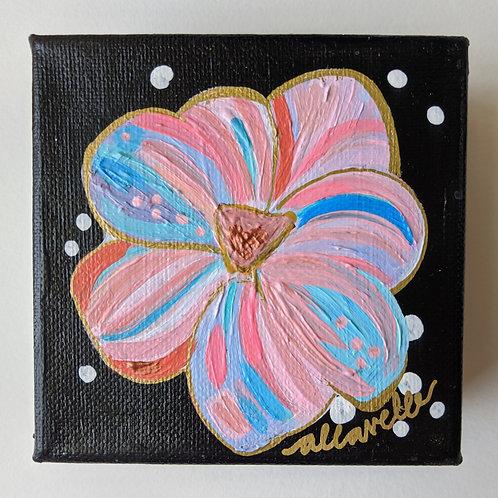 Vintage Flower Three