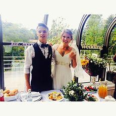Свадьба актеров