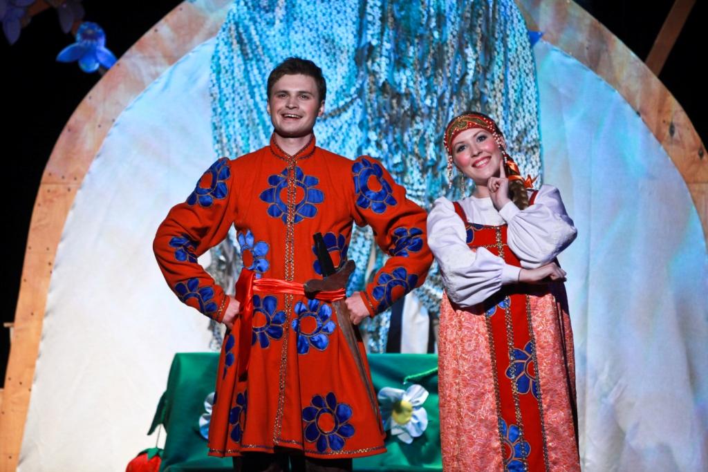 Артем Коджушко и Маргарита Пальмова