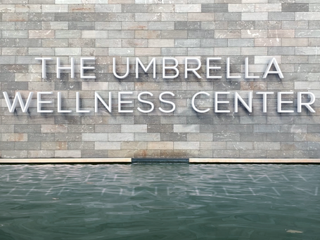 Mortons Salt / The Umbrella Wellness Center