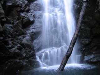 Legazpi Waterfalls Mt. Tristan, Legazpi,