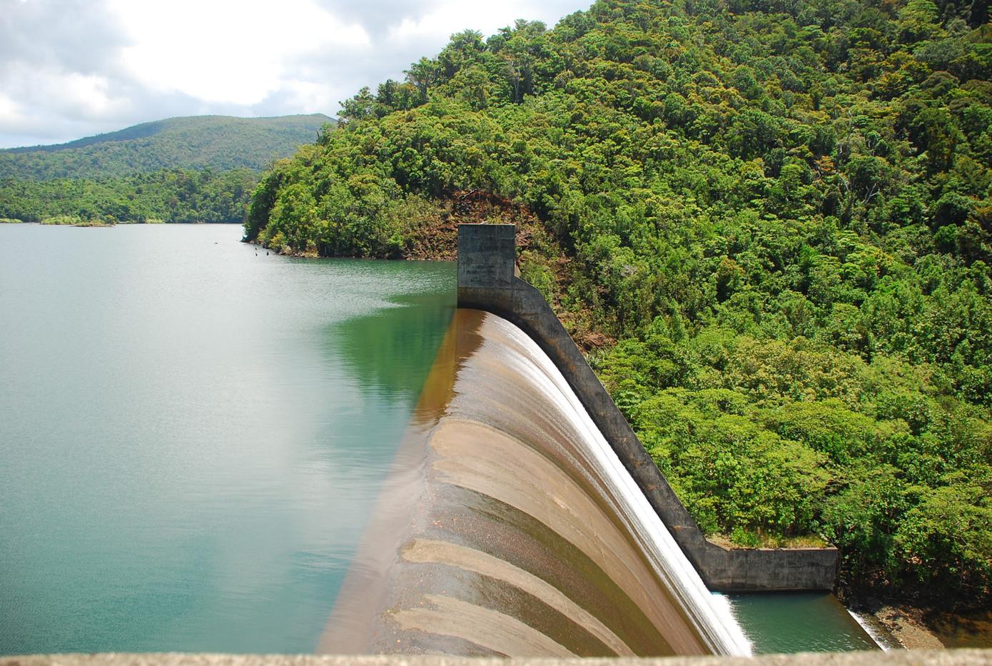 Man-made Dam Lake, Del Pilar Cagdianao.J