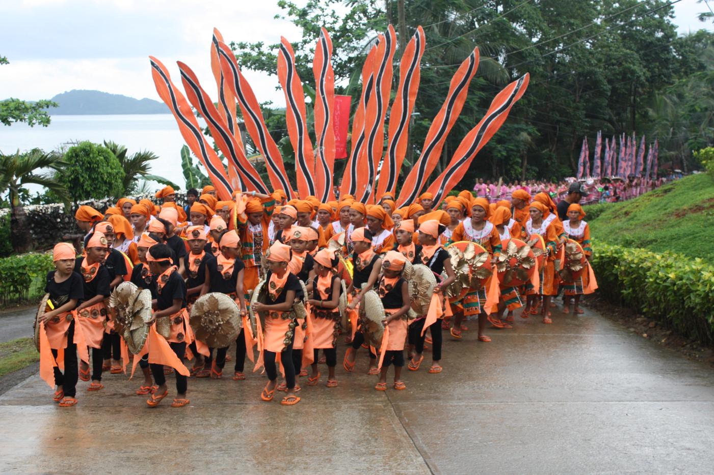 Tinubdan Festival, Dinagat.JPG