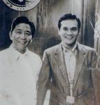 President Ferdinand Marcos & Divine Master Ruben E. Ecleo, Sr.