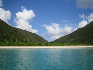 Hinabyan Beach Del Pilar Cagdianao.JPG