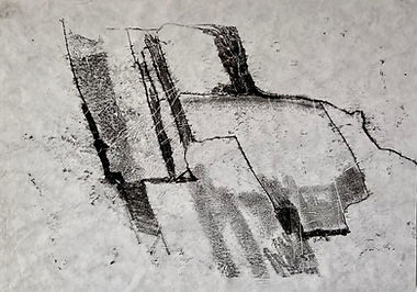 The Maddies 4 - 21cmx15cm - Monoprint.jp