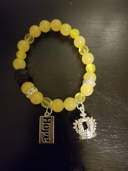 Queen's Hope Bracelet