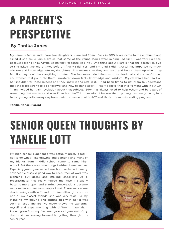 IAGT Newsletter 2nd edition 4.