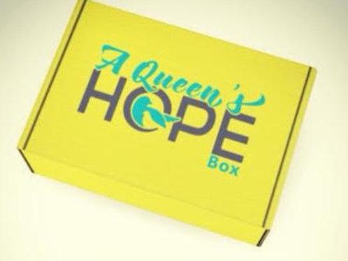 A Queen's Hope Box