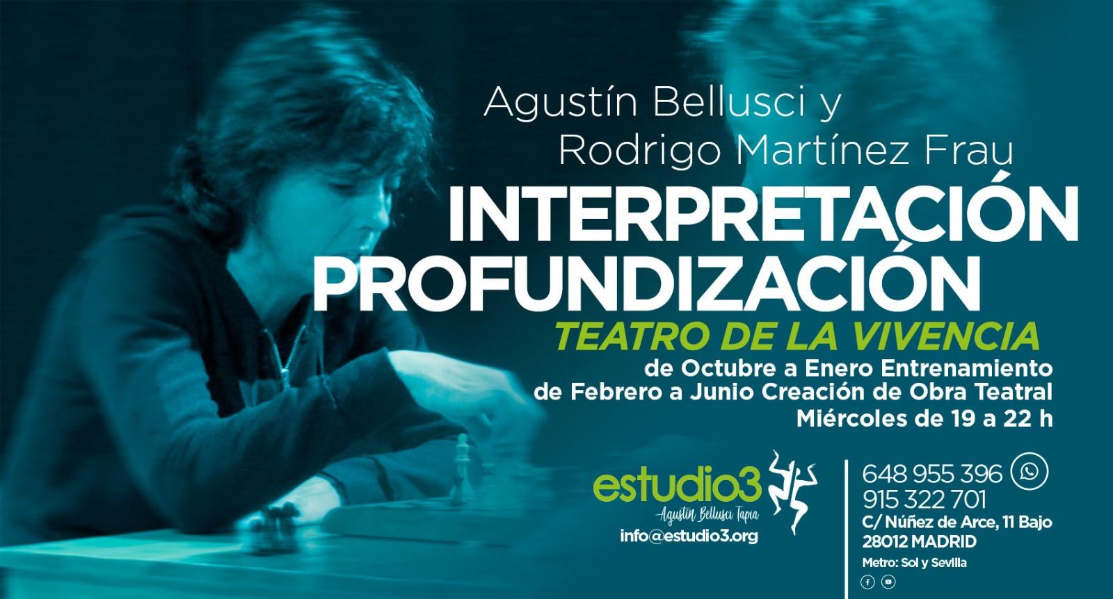 Teatro para Intérpretes.