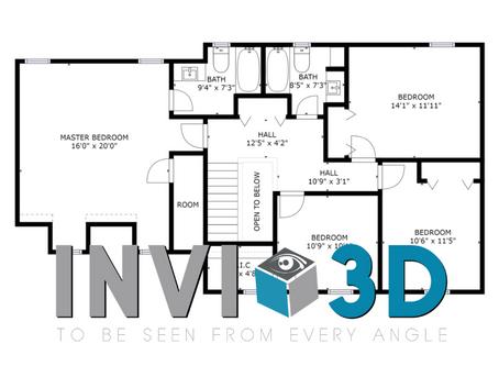 Réaliser un plan 2D est nécessaire à Luxembourg pour vos annonces immobilières !