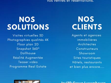 La visite virtuelle 3D et floor plan 3D : Solutions pour les architectes et les agences immobilières